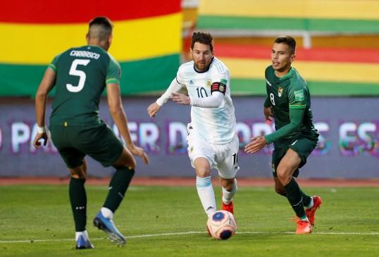 Nhận định Argentina vs Paraguay (7h ngày 1311) Tiếp điệp khúc hình ảnh