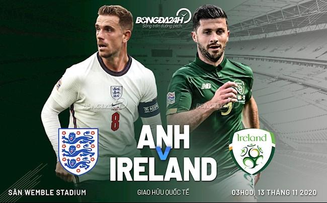 Anh vs Ireland