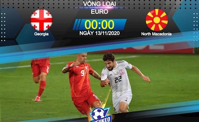 Georgia vs Macedonia