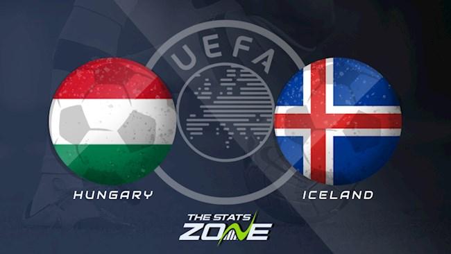 Hungary vs Iceland