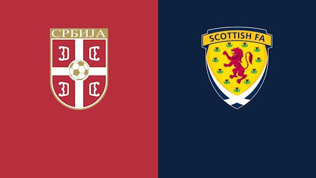 Serbia vs Scotland