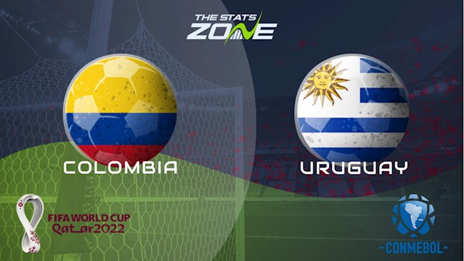 Nhận định bóng đá Colombia vs Uruguay 3h30 ngày 14/11