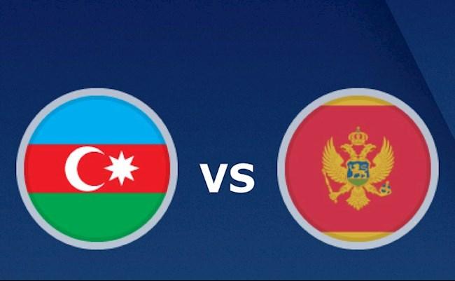 Azerbaijan vs Montenegro