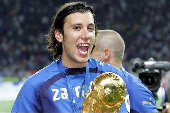 Phỏng vấn: Cristian Zaccardo và khoảnh khắc lên đỉnh thế giới cùng Azzurri (P2)