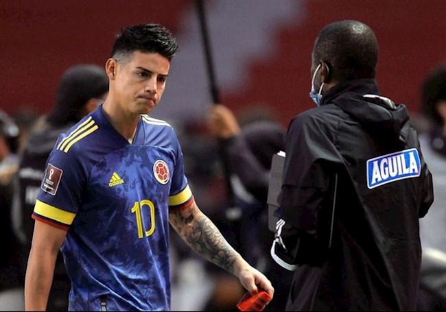 Video Kết quả Ecuador vs Colombia vòng loại World Cup 2022 hình ảnh