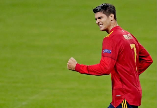 Morata lên tiếng cà khịa anh hùng bàn phím hình ảnh