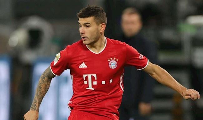 Lucas Hernandez quyết ở lại Bayern để chứng minh giá trị hình ảnh