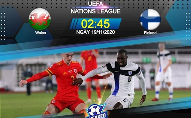 Wales vs Phan Lan