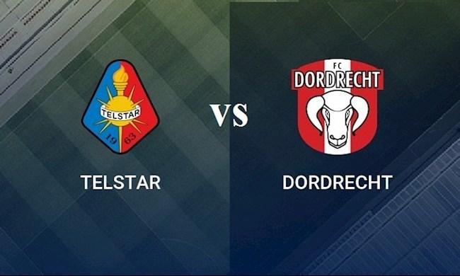 Telstar vs Dordrecht