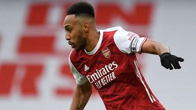 Aubameyang Cầu thủ Arsenal hoàn toàn ủng hộ Arteta hình ảnh
