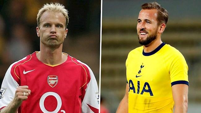 Keown Harry Kane là Bergkamp mới, sẽ phá kỷ lục của Henry hình ảnh