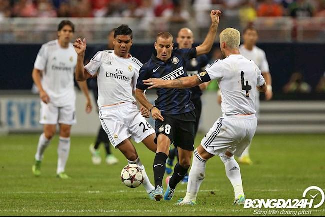 Lịch thi đấu bóng đá hôm nay 3112020 - Real vs Inter hình ảnh