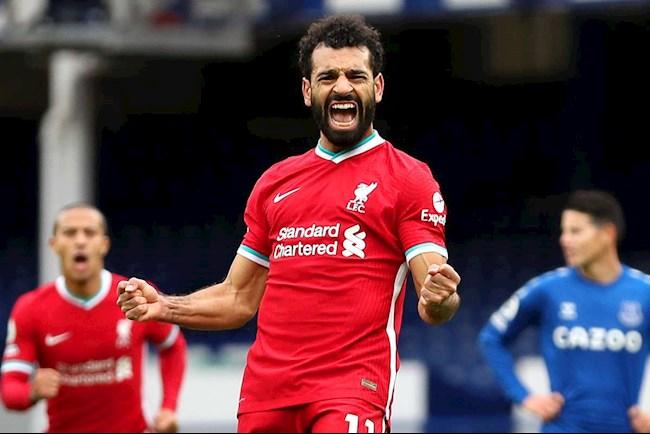 Mohamed Salah và bí quyết sớm vượt mốc 100 bàn cho Liverpool