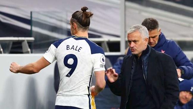 Mourinho đâm chọc Real Madrid sau bàn thắng của Bale hình ảnh