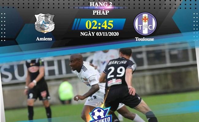 Amiens vs Toulouse