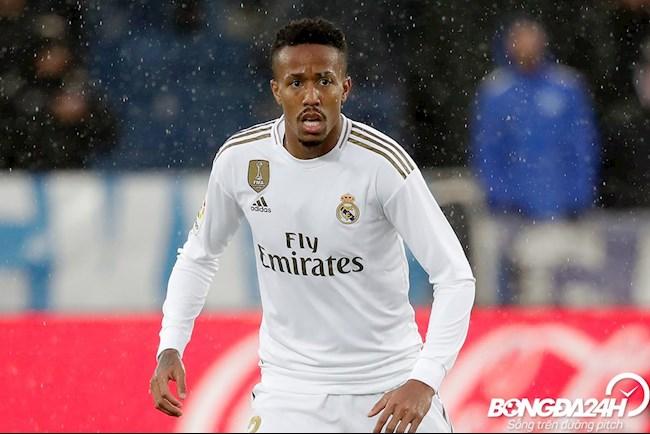 Tiểu sử cầu thủ Eder Militao hậu vệ câu lạc bộ Real Madrid hình ảnh