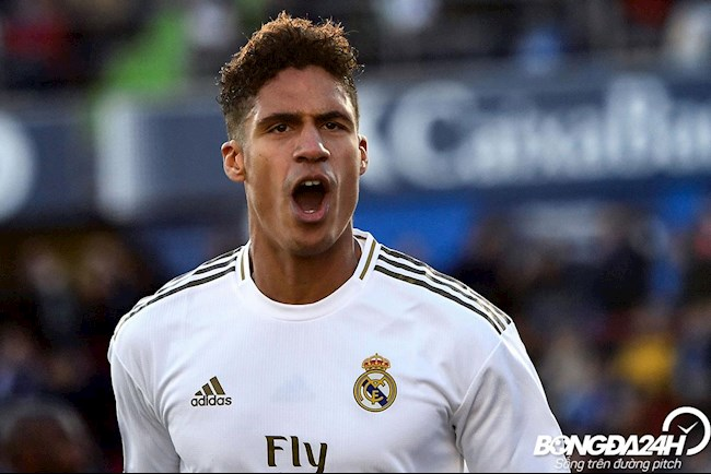Tiểu sử cầu thủ Raphael Varane hậu vệ câu lạc bộ Real Madrid hình ảnh