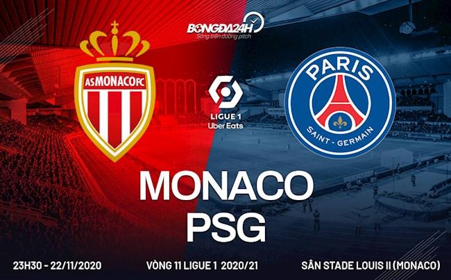 Monaco vs PSG