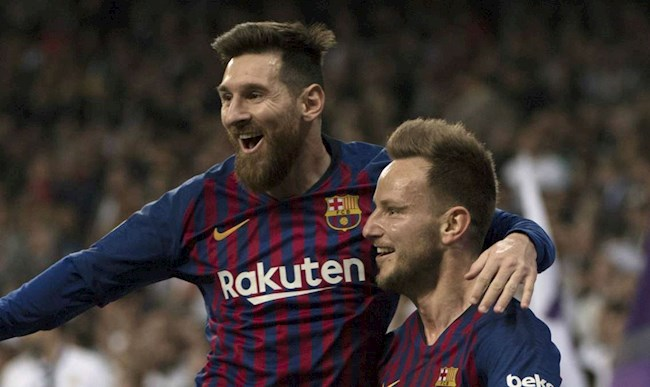 Rakitic Lionel Messi vĩ đại nhất lịch sử bóng đá hình ảnh