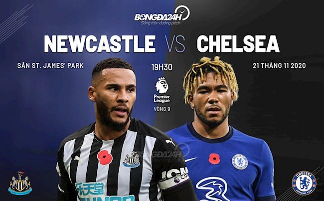 Truc tiep Newcastle vs Chelsea