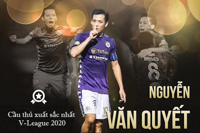 Văn Quyết xuất sắc nhất V-League 2020 Cú hích cho danh hiệu QBV hình ảnh 2