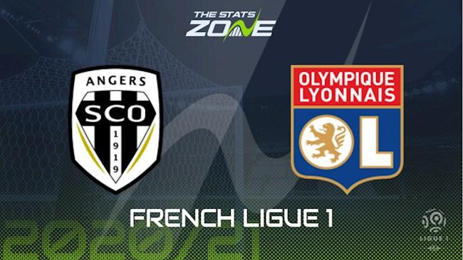 Angers vs Lyon