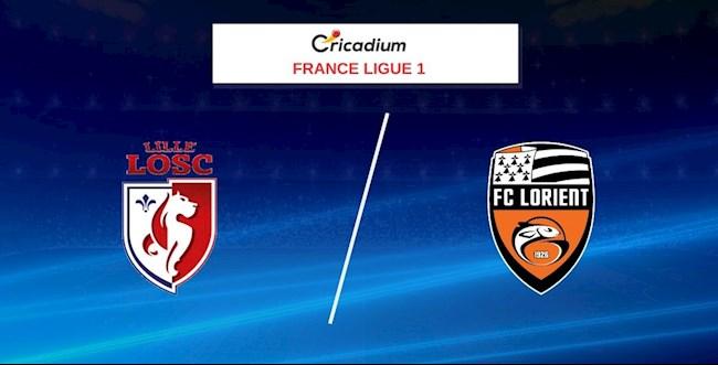 Lille vs Lorient