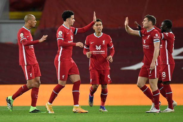 Thống kê Liverpool vs Leicester - Vòng 9 Ngoại hạng Anh hình ảnh