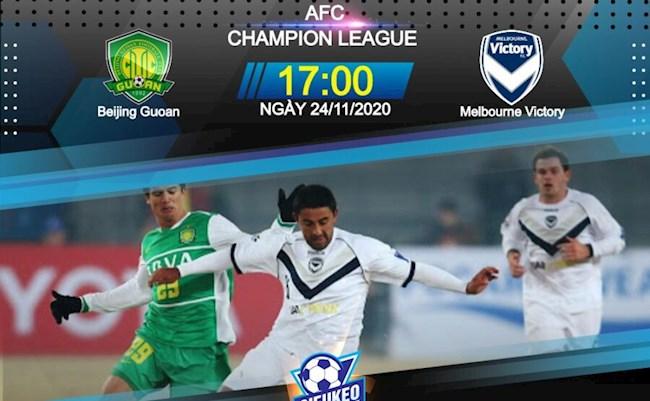 Beijing Guoan vs Melbourne Victory