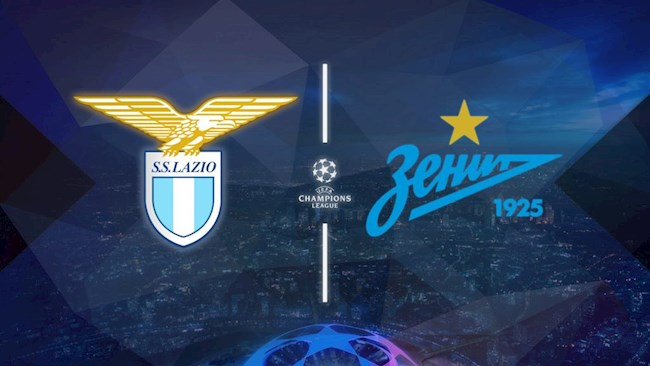 Lazio vs Zenit