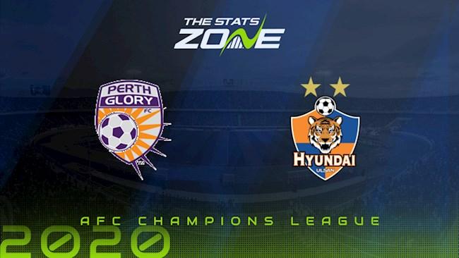 Perth Glory vs Ulsan Hyundai