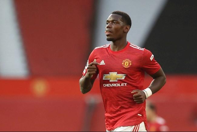 Đâu là vị trí tốt nhất của tiền vệ Paul Pogba ở MU hình ảnh
