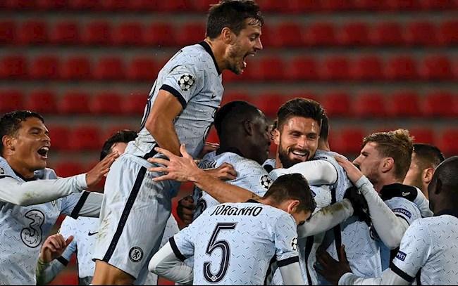 Ket qua C1 Rennes vs Chelsea: The Blue thang kich tinh phut 90