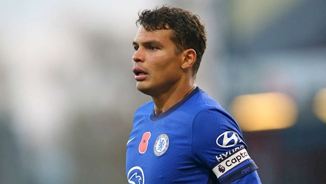 Người cũ chỉ ra tác động tích cực Thiago Silva mang đến Chelsea hình ảnh
