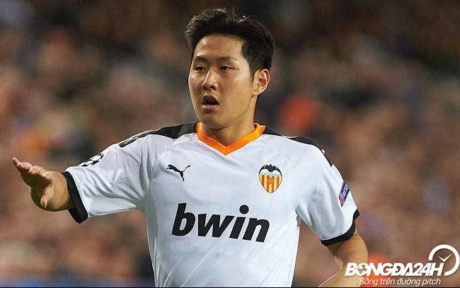 Tiểu sử cầu thủ Lee Kang In tiền vệ của câu lạc bộ Valencia hình ảnh