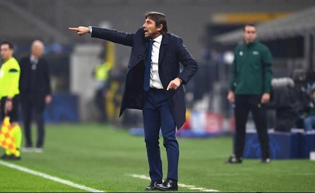 Antonio Conte nói gì khi Inter cận kề cửa ra về ở C1 hình ảnh