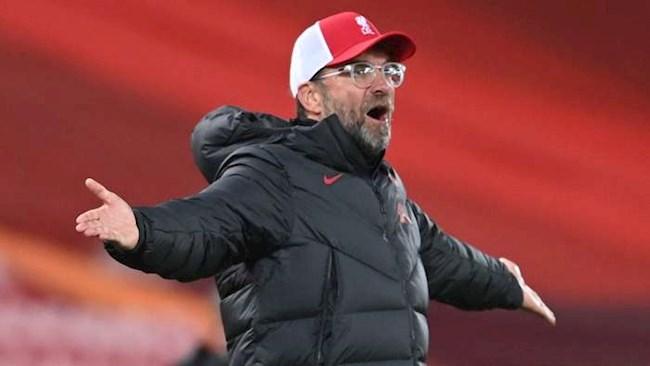 Liverpool chịu trận thua nặng nề nhất ở Anfield, Klopp nói gì hình ảnh