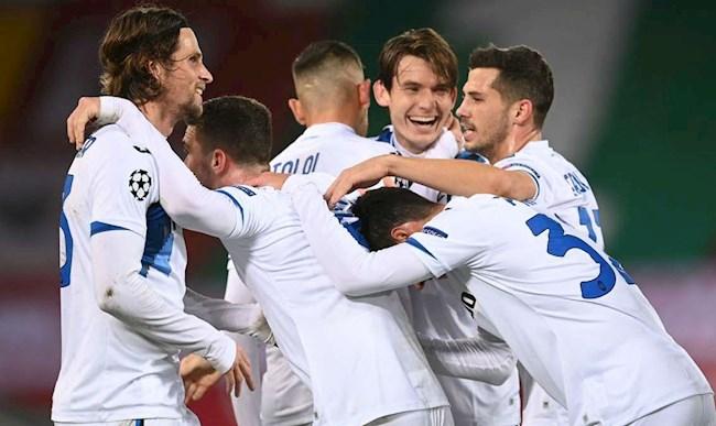 Liverpool 0-2 Atalanta