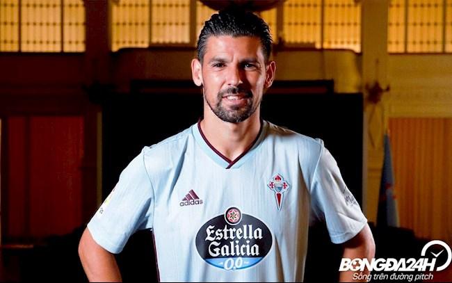 Tiểu sử cầu thủ Nolito tiền đạo của câu lạc bộ Celta de Vigo hình ảnh