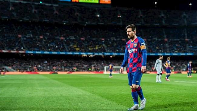 Barca lên kế hoạch đổi tên Camp Nou thành Messi hình ảnh