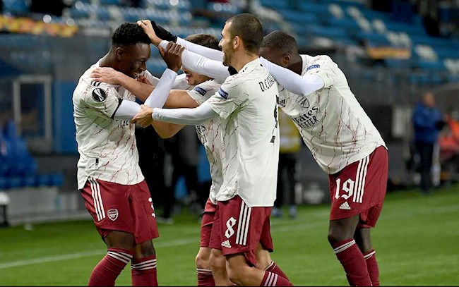 Ket qua Molde vs Arsenal: De dang vuot qua vong bang