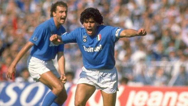 Jorginho Diego Maradona  là người hùng của tất cả chúng ta hình ảnh