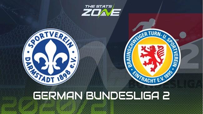 Darmstadt vs Braunschweig