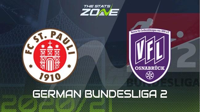 St.Pauli vs Osnabruck