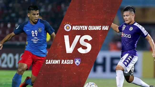 Safawi Rasid bỏ xa Quang Hải trong cuộc đua Bàn thắng đẹp của AFC hình ảnh