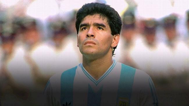 Diego Maradona: Người chuyên chở linh hồn Nam Mỹ lazyload