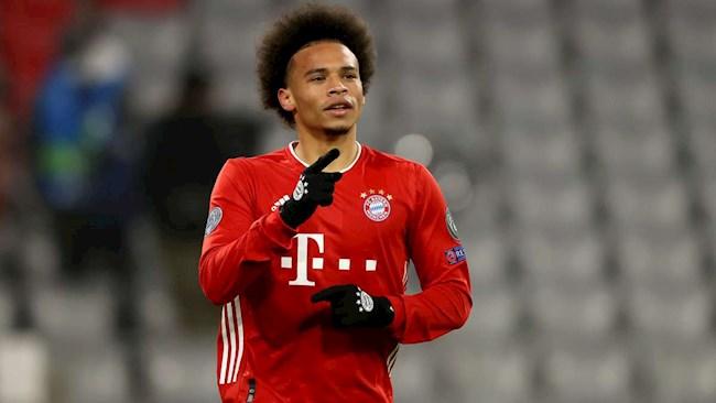 HLV Bayern kêu gọi Leroy Sane cống hiến nhiều hơn nữa hình ảnh