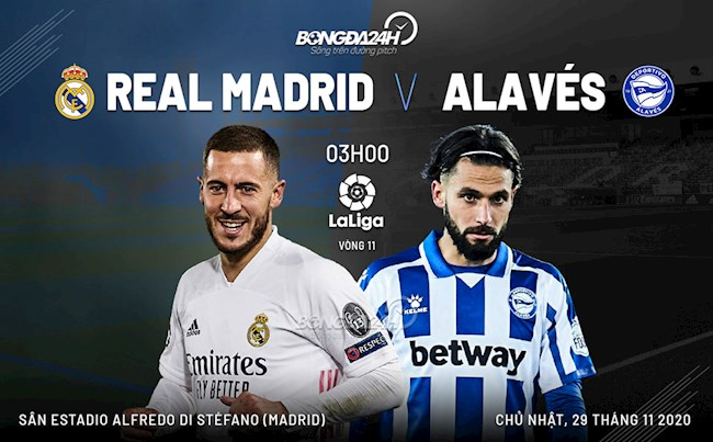 Real Madrid vs Alaves