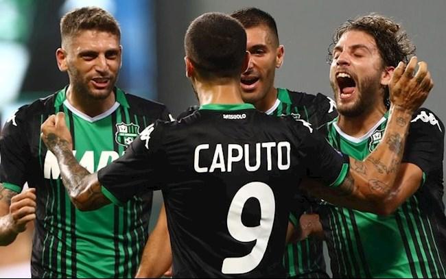 """US Sassuolo Calcio: Gã tí hon khiến cả nước Ý phải """"ngước nhìn"""" lazyload"""