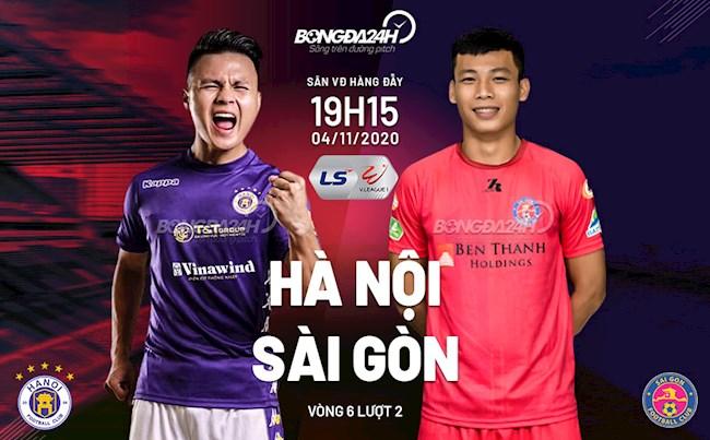 Nhan dinh Ha Noi vs Sai Gon FC